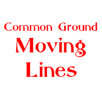 Common Ground -- Moving Lines